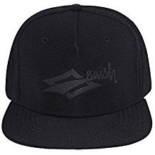Naish Black Diamond Script Snapback Cap - Soft Tech - Naish - KiteSurfSUPUAE