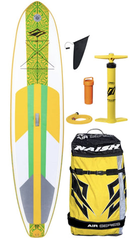 "2017 Naish Nalu Inflatable 11'0"" LT - SUP - Naish - KiteSurfSUPUAE"