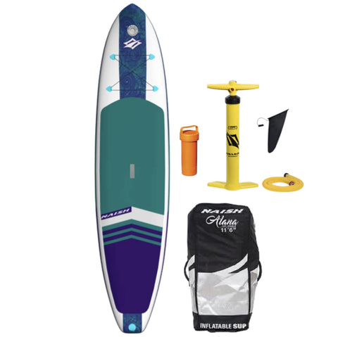 "2018 Naish Alana Inflatable 11'6"" LT - SUP - Naish - KiteSurfSUPUAE"