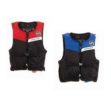 PL Floating Vest Freeride Waist Bk/Or - Soft Tech - Prolimit - KiteSurfSUPUAE
