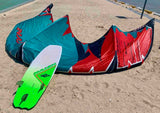 Naish Kite and Naish Kiteboard