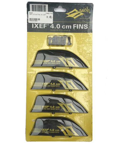 Naish Kiteboard Fin set - 2017 IXEF 4.0 cm - Kite Accessories - Naish - KiteSurfSUPUAE