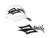 Naish White Carve cap