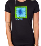 Naish Women's Flower T-Shirt Black