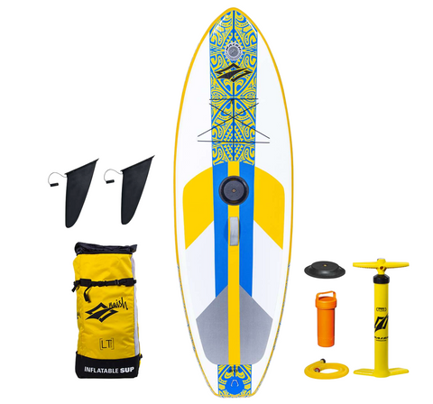"2017 Naish Crossover Jr. Air 8'0"" LT"