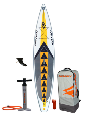"2020 Naish ONE Inflatable 12'6"" - inflatable - Naish - KiteSurfSUPUAE"