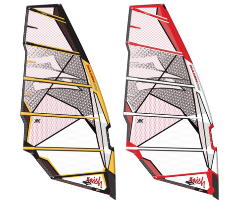 Naish Indy 8.2m windsurf sail - Windsurfing Sail - Naish - KiteSurfSUPUAE