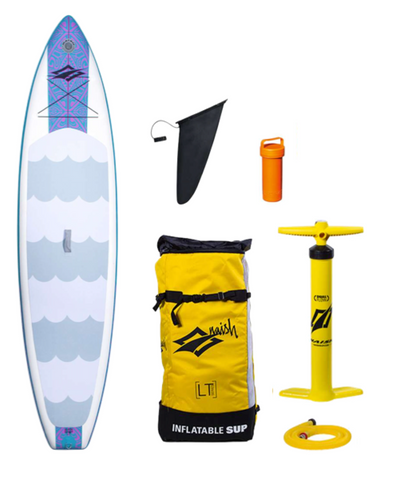 "2017 Naish Alana Inflatable 10'6"" LT - SUP - Naish - KiteSurfSUPUAE"