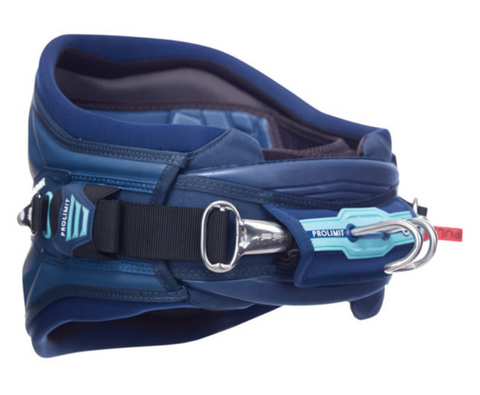 PL PG Harness Kite Waist Edge Blue - Kite Accessories - Prolimit - KiteSurfSUPUAE
