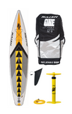 "2019 Naish One Inflatable 12'6"" LT - SUP - Naish - KiteSurfSUPUAE"