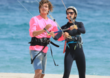 Learn Kitesurfing in Dubai