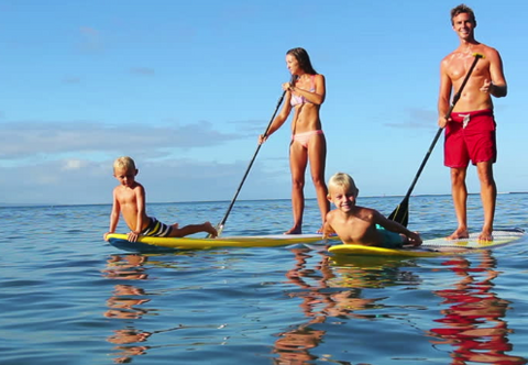 SUP Private Express Lesson 1 hour