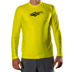 Naish Long Sleeve Loose Fit (polyester) - Rashguards - Naish - KiteSurfSUPUAE