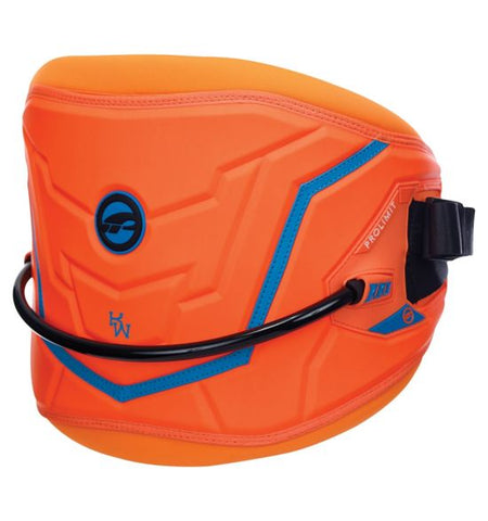 PL Harness Kite Waist Moulded Orange/Blue - Kite Accessories - Prolimit - KiteSurfSUPUAE