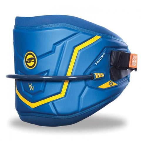 Prolimit Harness Kite Waist Moulded Blue/yellow - Kite Accessories - Prolimit - KiteSurfSUPUAE