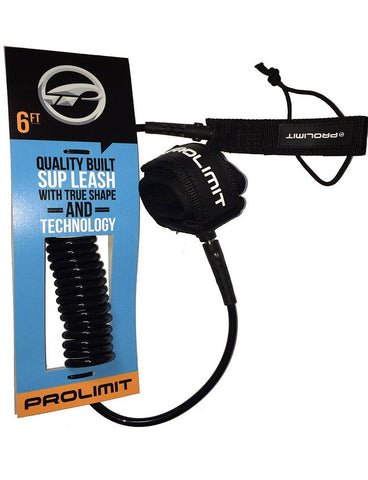 Coil leash 6FT - Prolimit - SUP - Prolimit - KiteSurfSUPUAE