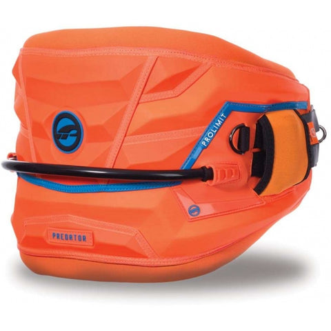 PL Harness Kite Waist Predator Orange/Bl - Kite Accessories - Prolimit - KiteSurfSUPUAE