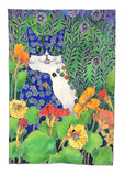 Florence - Forget Me Not Cat - one of a kind watercolour