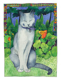 Greeting Cards - Cat Art