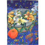 Digital Fine Art Print - Flowers & Food & Still Lifes -  Still Life with Lily Tin  - Tangerine Meg Gallery Shop - 5