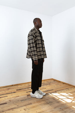 Flannel Zipper V2 YB