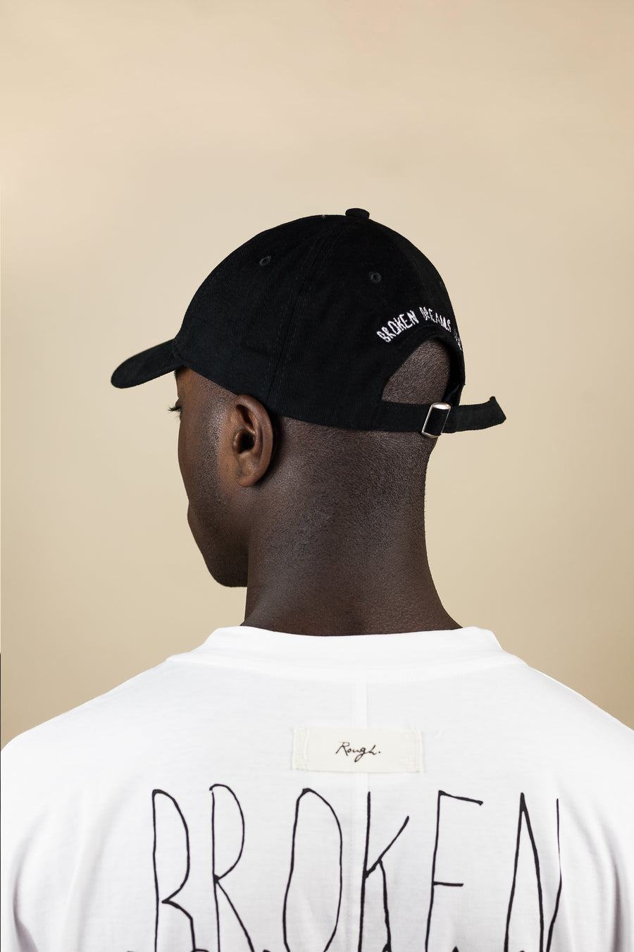 "Dad Cap black - ""Broken Dreams Club"""