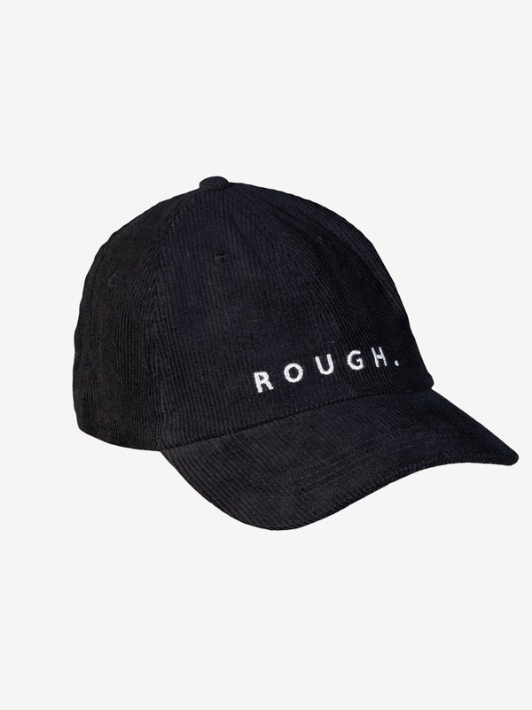 DAD CAP CORD - 'ROUGH.'