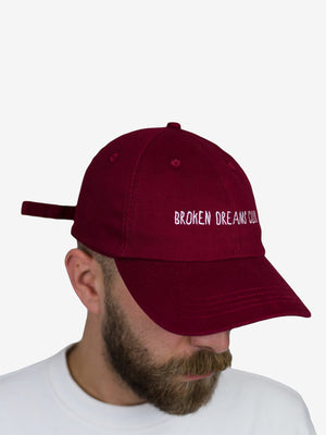 "DADCAP DUSTY CEDAR - ""BROKEN DREAMS CLUB"""
