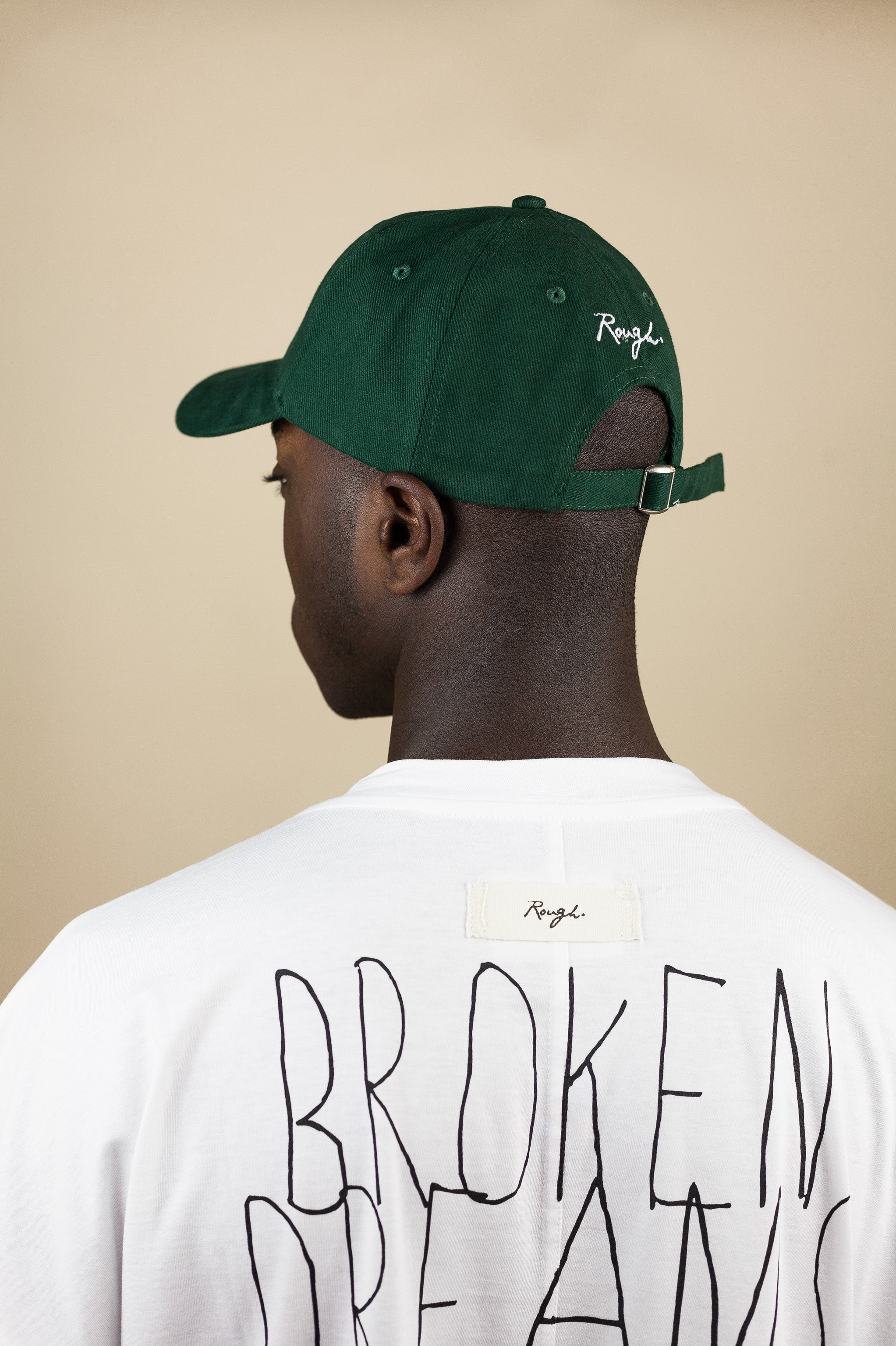 "DadCap green - ""Broken Dreams Club"""