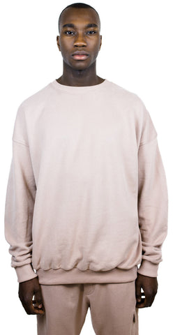 Sweater - warm taupe