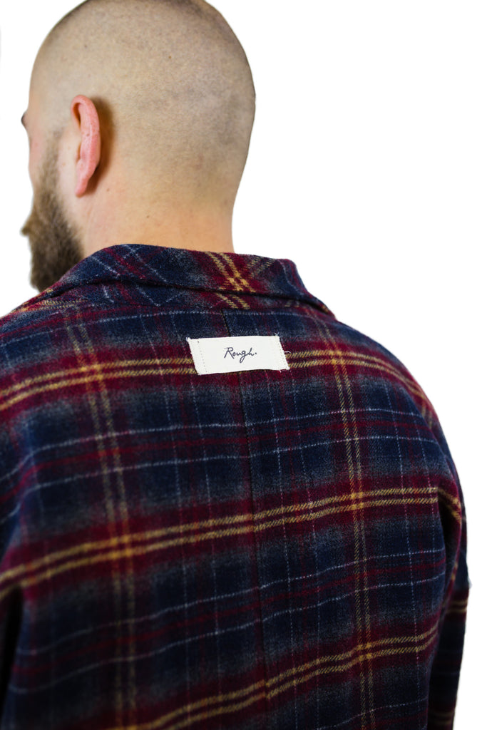 Zipper Flannel