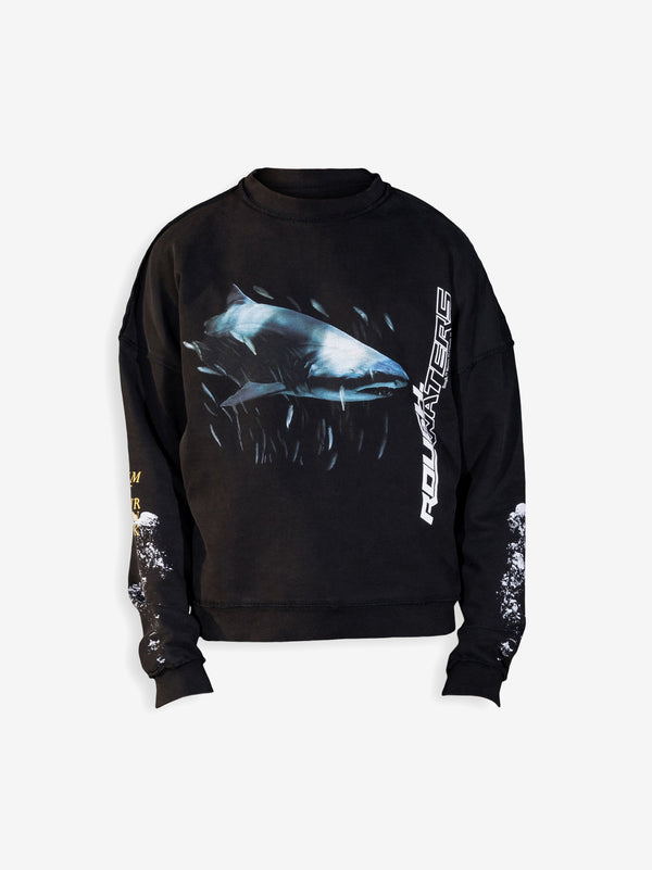 SWEATER - SHARK