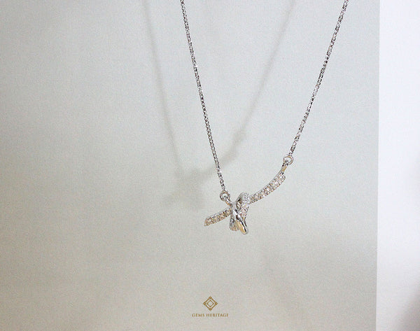 Amor Diamond Pendant