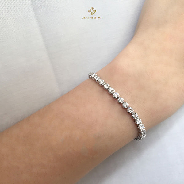Eternity Diamond tennis bracelet