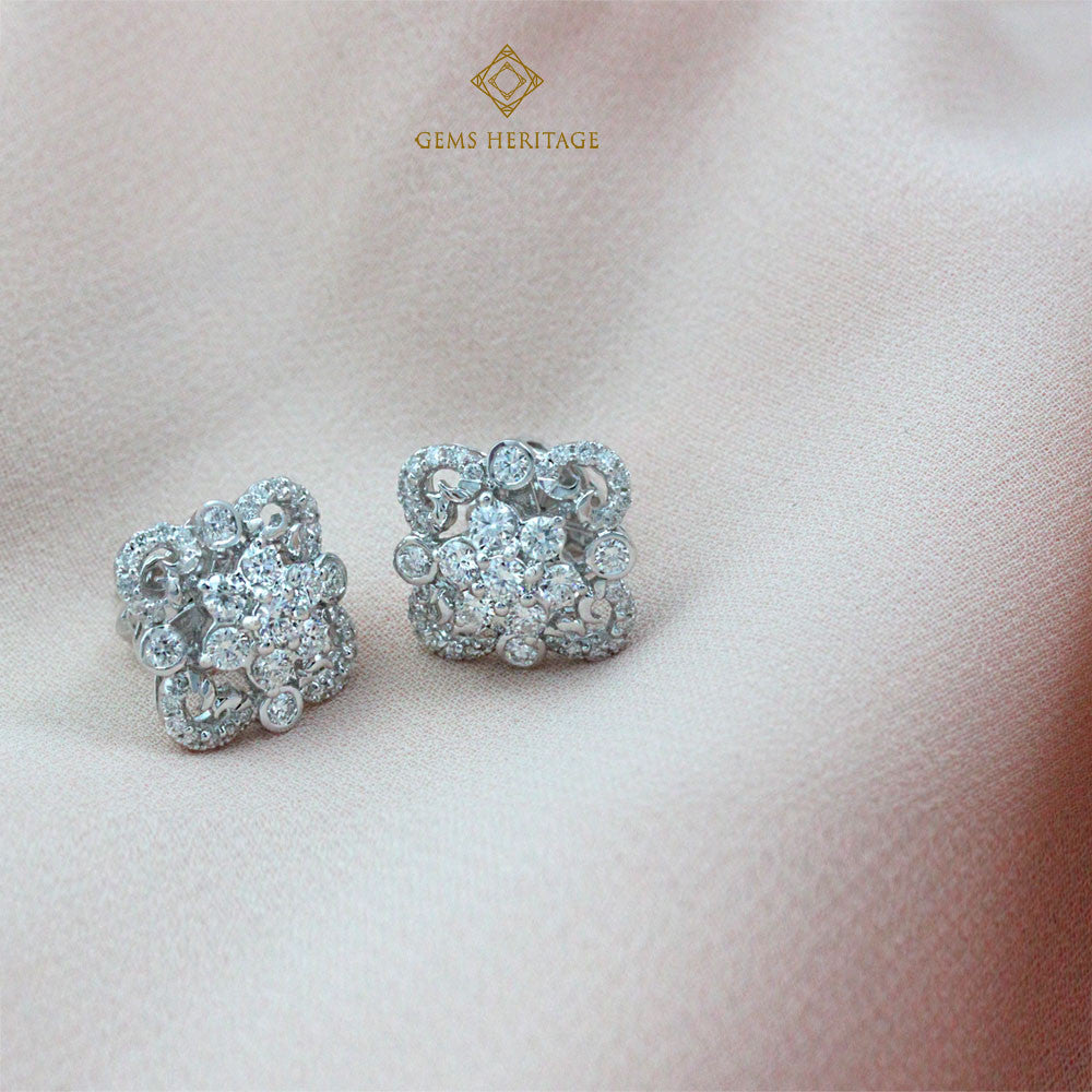 Vera Diamond earrings