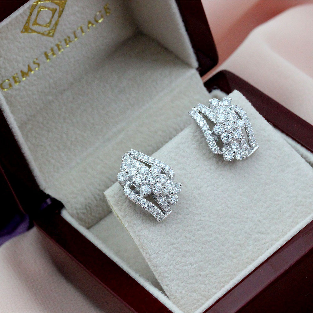 Viviar Diamond earrings