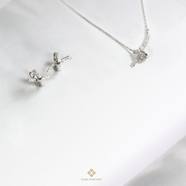 Amour Diamond Earring