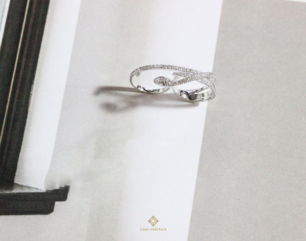 Darring Diamond Ring