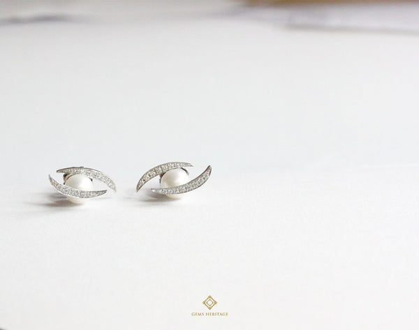 Glamour Diamond Earrings