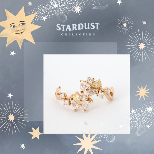 STARDUST THE LAGOON EARRING