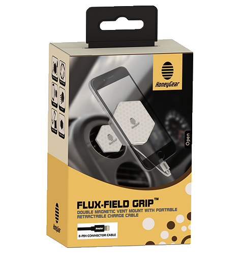 Flux-Field Grip