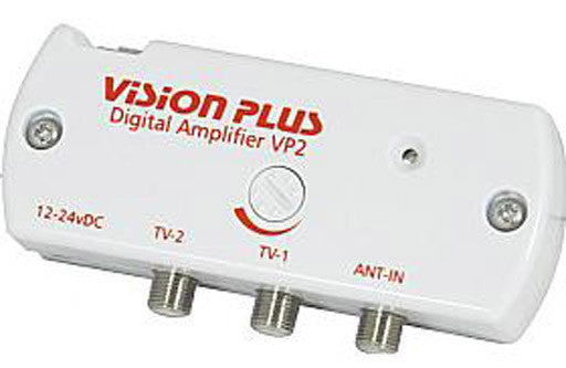 Status Vision Plus VP2 TV Aerial Antenna Signal Amplifier Booster