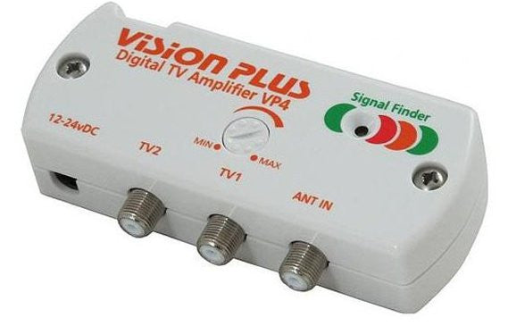 Vision Plus Digital TV Signal Finder