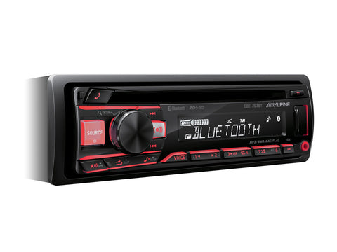 CDE-203BT - Autoradio FM, Lecteur CD, USB, Bluetooth