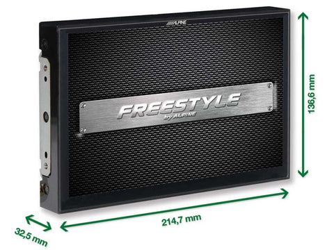 Navigation Premium FREESTYLE - X902D-F