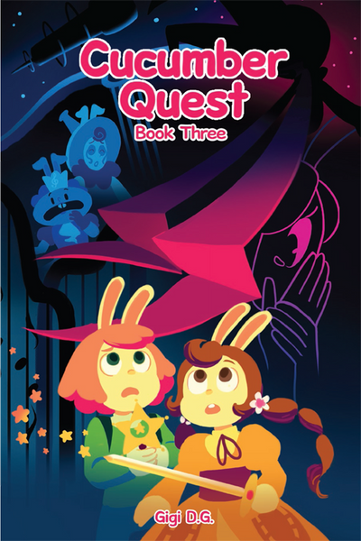 Cucumber Quest Book 3 (Softcover)