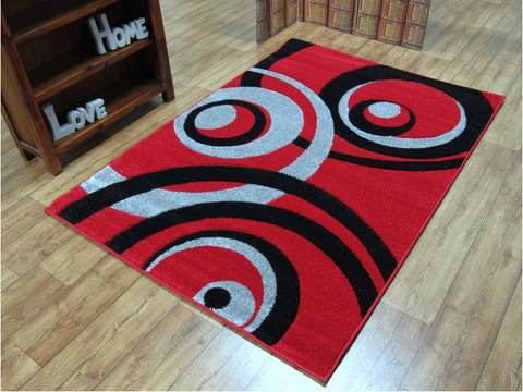 VIBE RED RUG