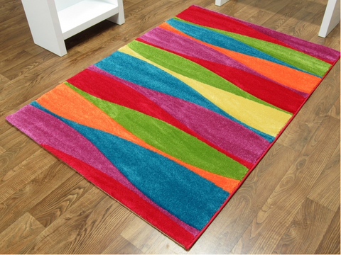 CANDY WAVE RUG