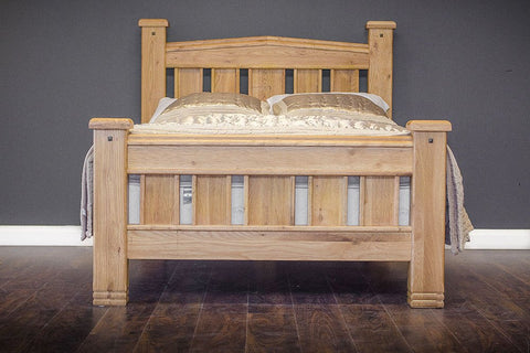 Donny Solid Oak Bedroom Range