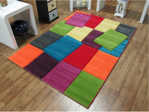 CANDY BLOCKS RUG